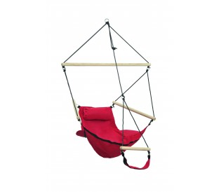 Fauteuil Suspendu Swinger Rouge