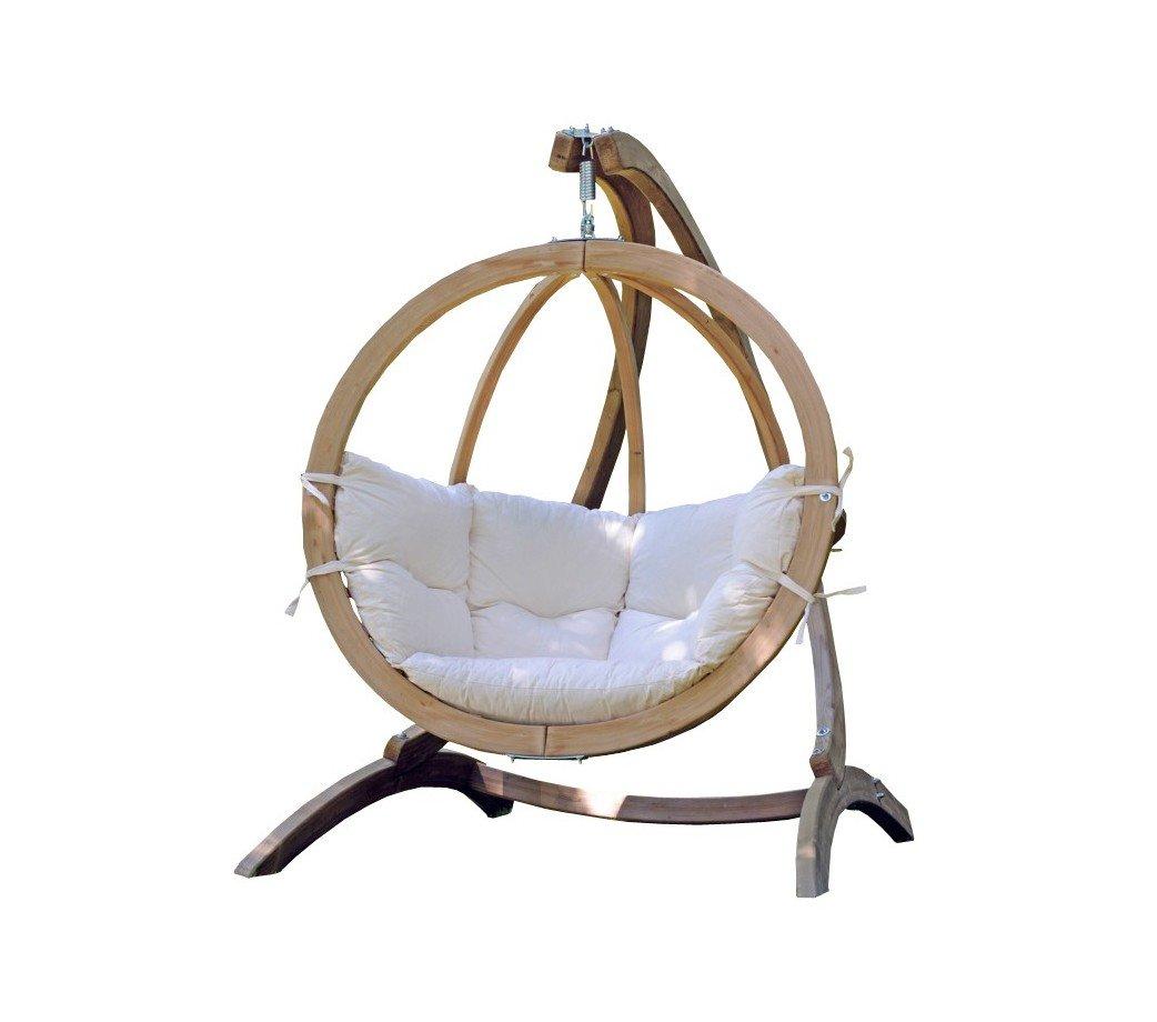 Hamac Chaise Avec Support Concernant Set Globo Natura