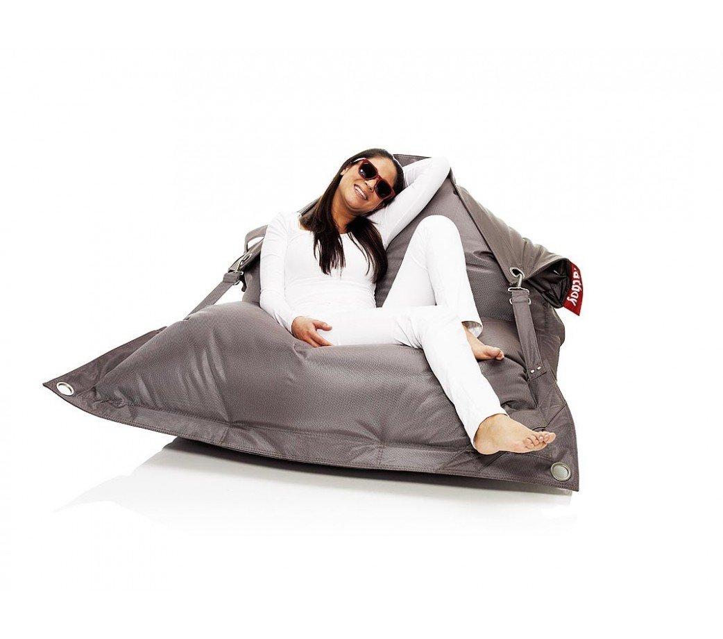 pouf buggle up taupe fatboy. Black Bedroom Furniture Sets. Home Design Ideas
