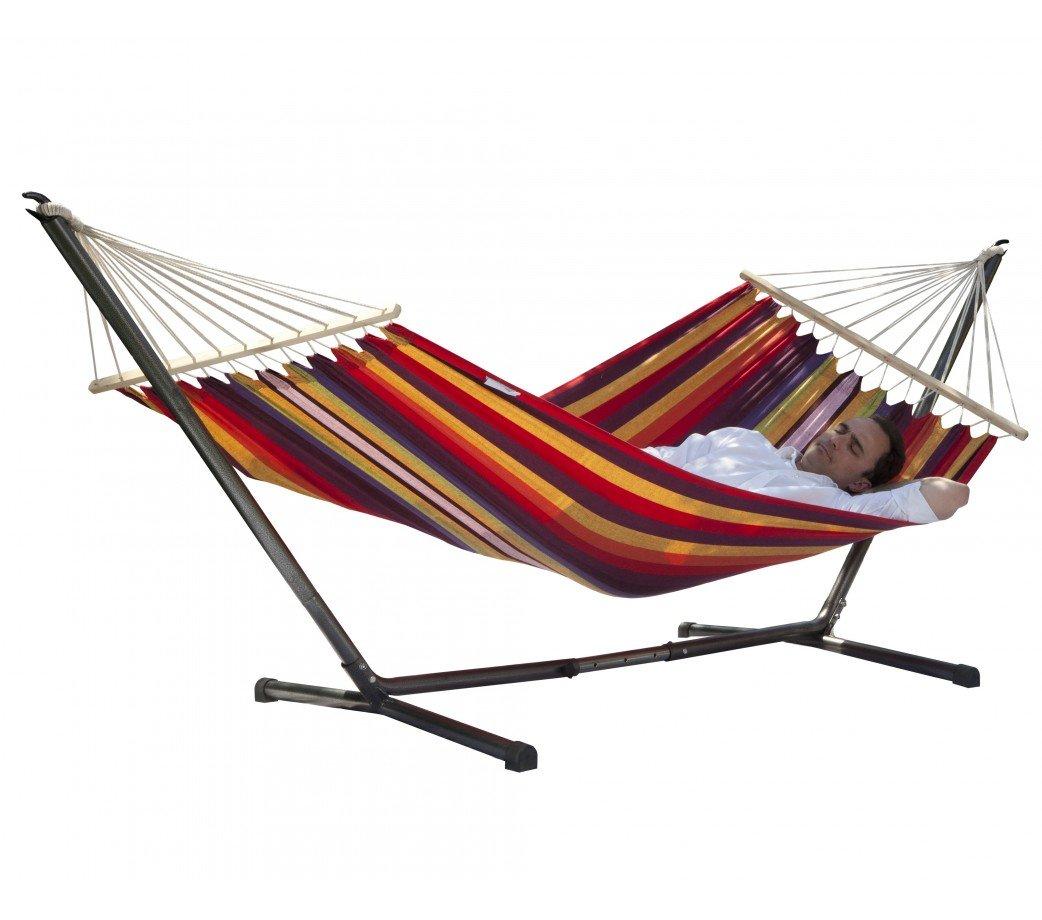 hamac avec support sumo mansalay bahia. Black Bedroom Furniture Sets. Home Design Ideas