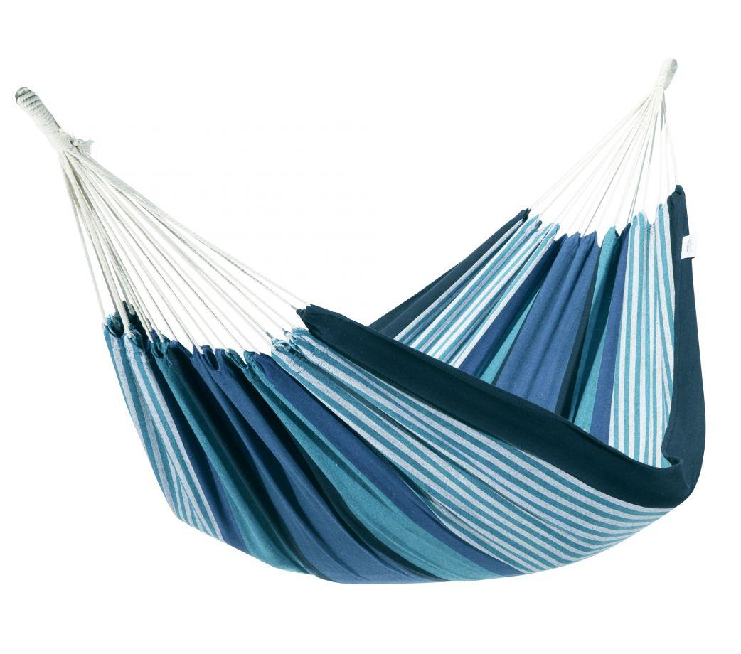 hamac double sablayan bluestripe escuderos. Black Bedroom Furniture Sets. Home Design Ideas